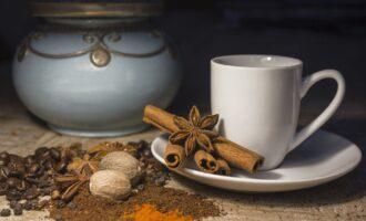 Кофе для бодрящего утра со специями
