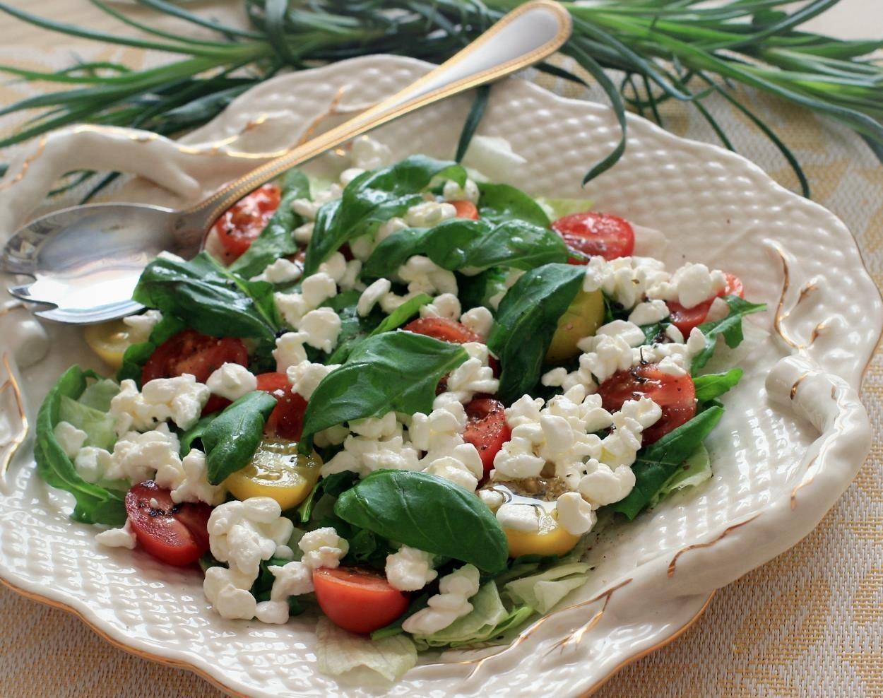 что изысканные салаты рецепты с фото шале
