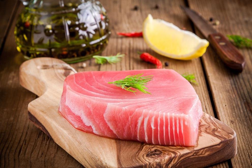 Свежий тунец - как правильно выбрать