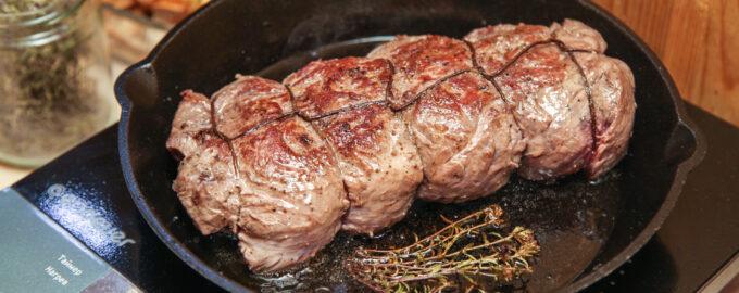 в духовке говядина 5